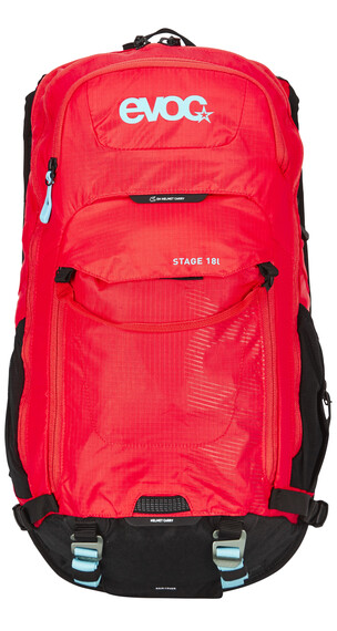 Evoc Stage Backpack 18 L red
